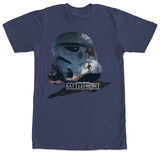 Star Wars Battlefront- Echoes Of Combat T-shirts