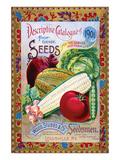 Stubbs Seeds Louisville Plakat