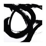 Circular Strokes I Art by Megan Morris