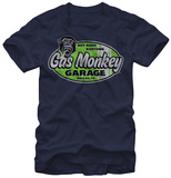 Gas Monkey- Surf And Turf Shirts