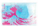 The Great Pink Wave Prints