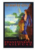 Washington the Beautiful City Posters