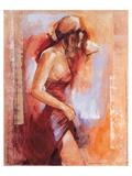 Tamara Posters af Talantbek Chekirov