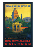 Washington By Pennsylvania Rai Posters