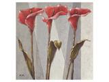 Three Sisters II Giclee-tryk i høj kvalitet af Karsten Kirchner
