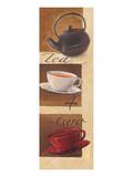 Tea 4 Two Kunstdrucke von Bjoern Baar