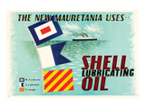 The New Mauretania Uses Shell Prints