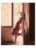 Wonderful View over Paris Prints by Talantbek Chekirov