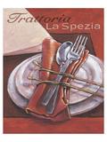 Trattoria La Spezia Prints by Bjoern Baar