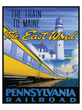 The East Wind Prints