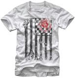 Gas Monkey- Wrench Flag Shirts
