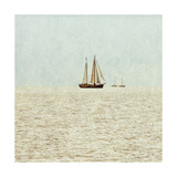 Sail Boats I Prints by Kathy Mansfield