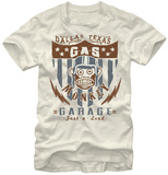 Gas Monkey- American Garage T-shirts