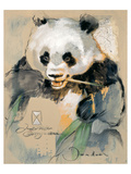 Wildlife Panda Prints by  Joadoor