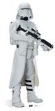 Star Wars Episode VII: The Force Awakens - Snowtrooper Silhouettes découpées en carton