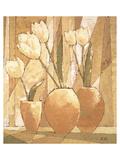 Tulpen Giclee-tryk i høj kvalitet af Karsten Kirchner