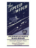 The Speed Witch Posters