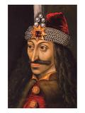 Vlad the Impaler of Wallachia Print
