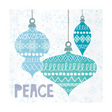 Deck the Halls I Prints by Moira Hershey