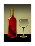 California Wine Giclee Print by Thomas Fuchs