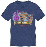 Five Nights at Freddys- Fazbears Pizza T-Shirt