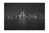 Manhattan, World Financial Center, Dusk - Lower Manhattan at Night Photographic Print by Henri Silberman