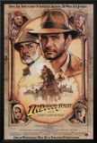 Indiana Jones and the Last Crusade - Harrison Ford Sean Connery Movie Poster Prints