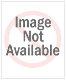 Lluvia morada Lámina giclée por Thomas Fuchs