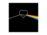 Dark Side of Love Giclee Print by Thomas Fuchs