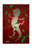 Salamander Big Giclee Print by Thomas Fuchs
