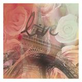 Eiffel Live Affiches par Victoria Brown