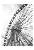 Wonder Wheel Prints by Joseph Michael