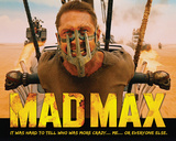 Mad Max- Quote Affiches