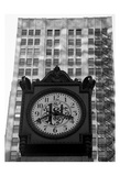 Clock and Tower BW Prints by Joseph Michael
