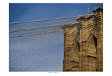 Brooklyn Bridge Prints by Joseph Rowland