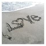 Coastal Love Poster by Diane Stimson