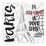 Travel Paris Prints by Melody Hogan