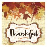 Thankful Autumn Prints by Melody Hogan
