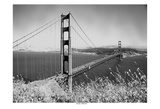 Golden Gate Bridge Print by Joseph Michael