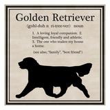 Golden Retriever Prints by Taylor Greene