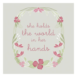 Mothers Day Florals 2 Posters by Laura Lobdell