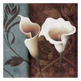 Calla Lily to The Right Prints by Lucas Hunter