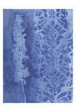 Blue Damask Delphinium Posters by Smith Haynes