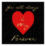 My Forever Prints by Sheldon Lewis