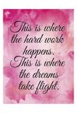 Dreams in Flight Prints by Melody Hogan