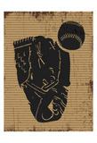 Baseball Tools Prints by Melody Hogan
