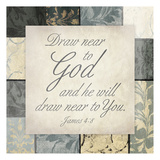 Draw Near To God Posters by Jace Grey