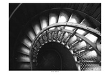Stairway To Emptiness Prints by Joseph Michael