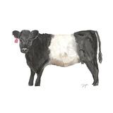 Oreo Cow Affiche par Beverly Dyer