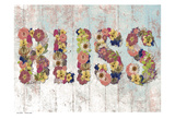 Bliss Prints by Victoria Brown